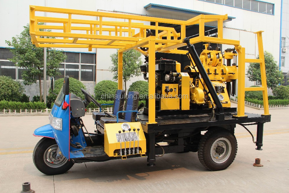 XY-3 Drilling Rig High Efficiency water well drilling rig