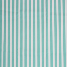 green and white stripe medical bedding fabric for hospital bed sheets