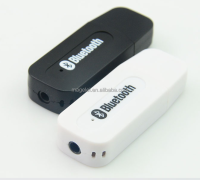 mini size usb bluetooth music receiver with 3.5mm output for car