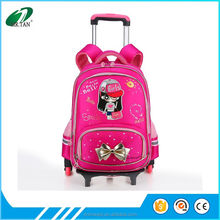 Economic Hot Style Book Trolley School Bag