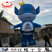 inflatable decoration cartoon, outdoor inflatable model,gaint advertising mascot