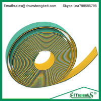 China supplier high quality low price nylon base polyurethane round belt