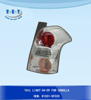 81551-0F020 Taillight 04-09 FOR corolla