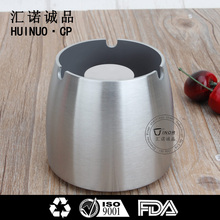 stainless steel windproof smokeless ashtray wholesale smoking accessories small