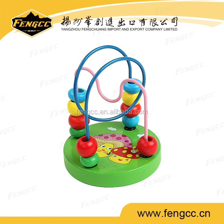 Hot Selling Funny Educational Montessori Wooden Toys