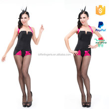 Factory Price Sexy Rabbit Cosplay Halloween Costume