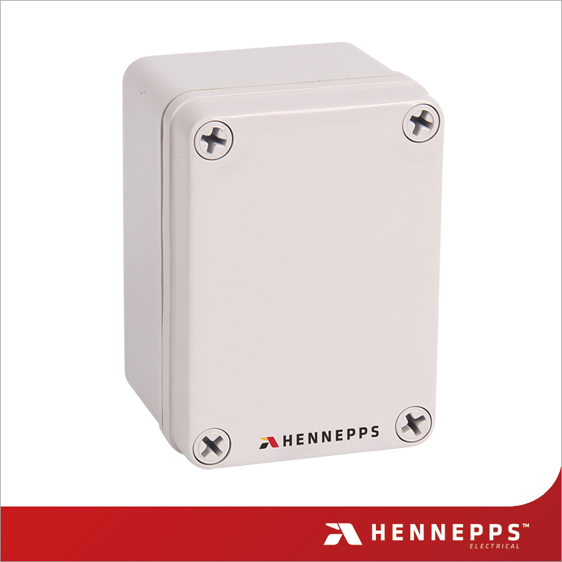 CE IP66 Plastic Waterproof Insulated Electrical Enclosure Boxes