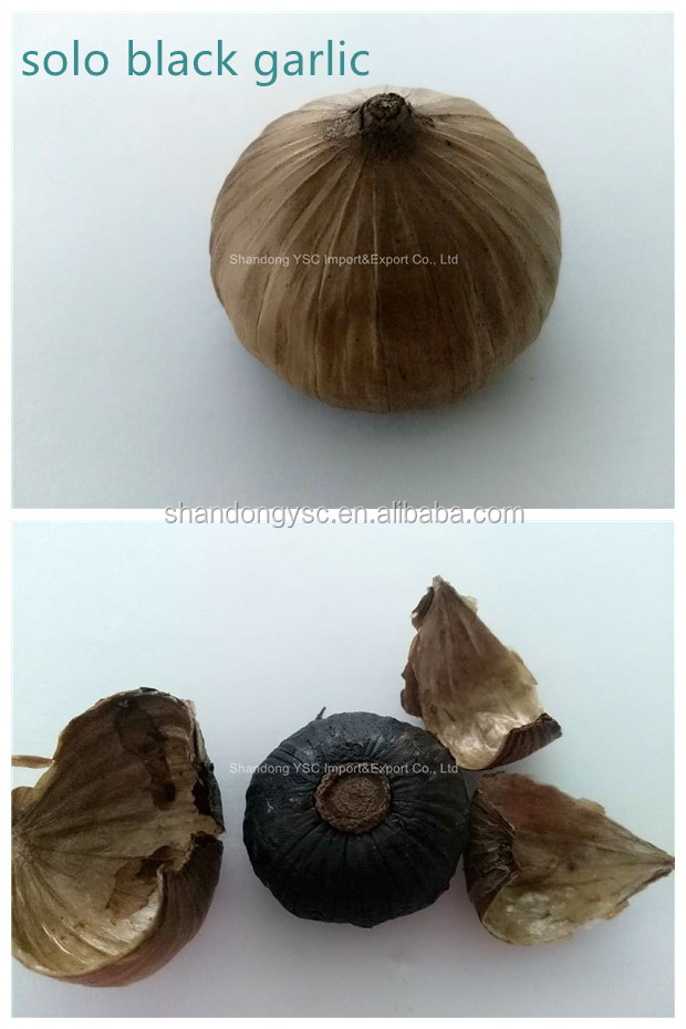 anti-aging function fermented black garlic from China