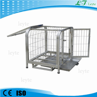 LTVC002 Stainless Steel pet Cages