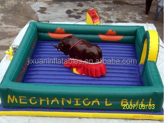 rental, kids mechanical bull, Kids Family Rids Electric Inflatable Mechanical Rodeo Bull