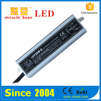 Outdoor waterproof constant voltage 30W 24V power supply for LED strip Light