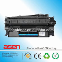 Asen brand toner cartridge 505A compatible printer toner hp 05A for HP LaserJet P2035/2035n/2055dn/2055x