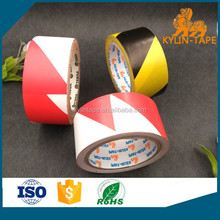 150 micron Floor Marking Tape PVC Insulation Safety WarningTape
