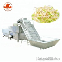 Bean Sprout Skin Removing Peeling Machine/soybean Sprouts Washing Cleaning Machine
