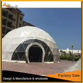 Factory price excellent Quality 30m geodesic dome tents for sale