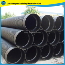 SN4 SN8 large plastic road culverts for sale