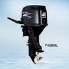 4 stroke 40hp boat engine / remote control / electric start / long shaft
