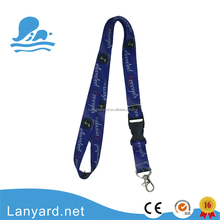 Quality cheap Full color personalized lanyard keychain