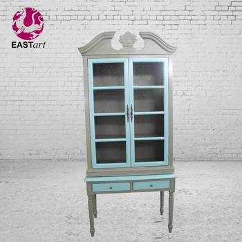 European style furniture Antique furniture wooden cabinet