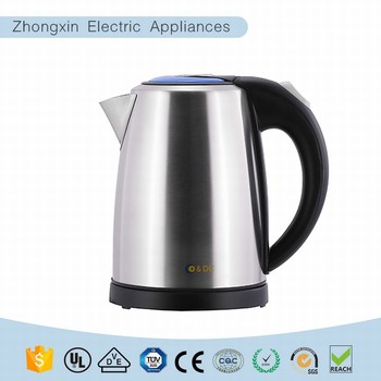 2017 newest famous brand timesaving novel electric kettle