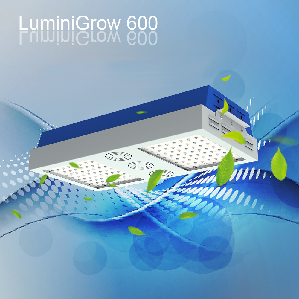 Lumini high end system full spectrum led growing lamps grow lights for indoor plants health growth