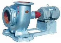 horizontal electric centrifugal mixed flow sump pump