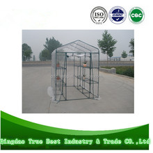 PE Natural Style Design Plastic Film Flower Greenhouse