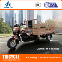 Newest 200cc Heavy load power Cargo motorcycle tricycle/there wheel motorcycle tricycle