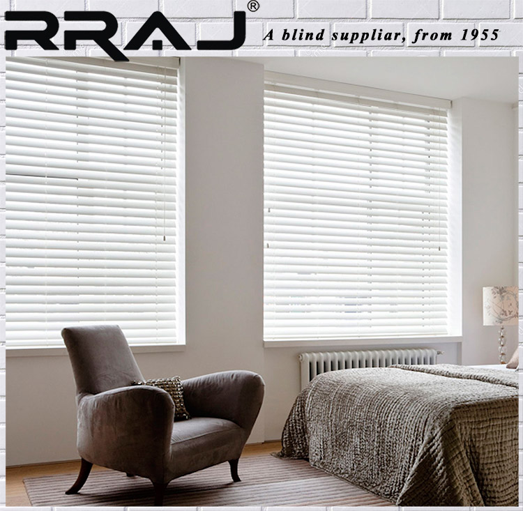 RRAJ Wood Slats Window Blinds