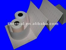 Nice medical thermal ECG record paper rolls used for ECG printing Machines