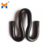 Elastic rail  clip clamping ring fastener  for railroad parts