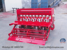 China factory supply tractor mounted wheat seeder no tillage wheat planter