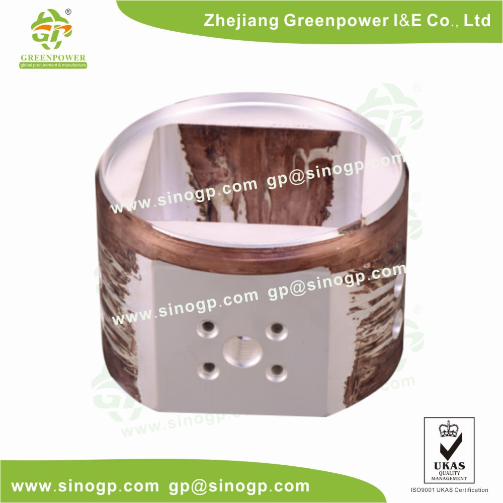 3150A VCB Parts T2 Copper Support for High Voltage Switchgear meet IEC and GB standard