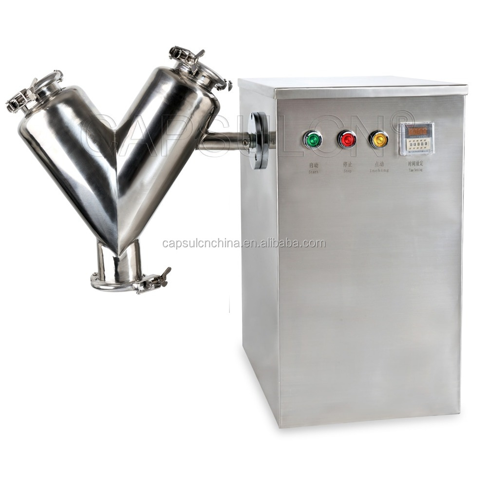 V-10 Small Powder Mixer Machine/ Dry V Blender/V Cone Mixer