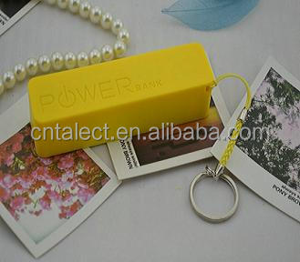 Universal Portable power bank external battery charger, perfume power bank 2000mah
