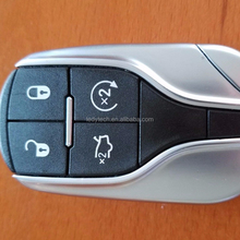 Original maserati remote key for 4 button remote control keyless car key 433mhz