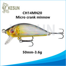 Miicro floating minnow fishing tackle wholesale 2016 latest