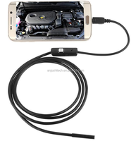 5.5mm Lens Endoscope 720P Android PC USB Endoscope Inspection Borescope Tupe Camera Waterproof CCTV Cameras