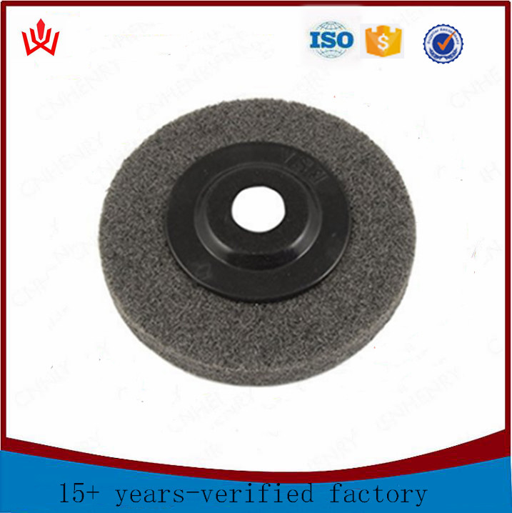 Water & Wood 13mm Thickness Resin Polishing Grinding Pad Wheel for Concrete Marble