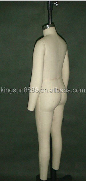 tailoring mannequin for making & fitting clothes dress forms