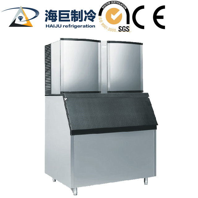 CE approved ice machine commercial ice cube maker