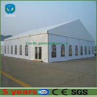 Large aluminum tent for sale in guangzhou