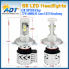 2017 New H4 Led Headlight G8