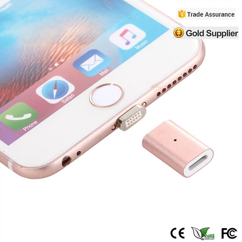 Data Transmission Fast Charging USB Charge Cable Magnetic Adapter Charger Converter for iPhone