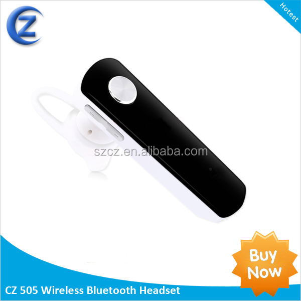 Handsfree Smallest Retractable Fm Radio Bluetooth Headset ,Wholesale Headset Bluetooth