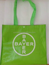 2015 cheap polypropylene bag/ nonwoven shopping nonwoven bag/ 2013 popular best quality recycle eco bag for shopping