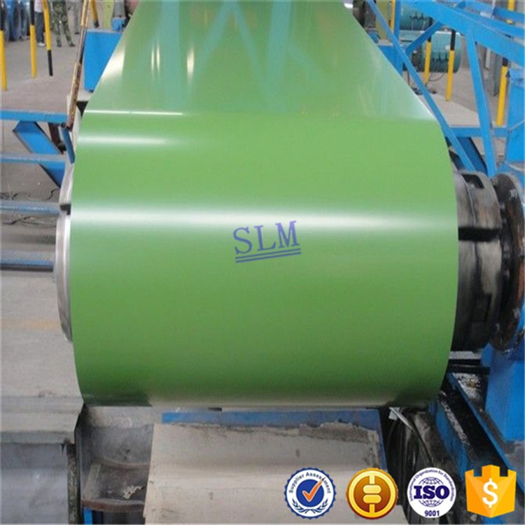 Manufacture PPGI Boat Secondary quality corrugated roofing sheets Back coating Ppgi Coil Dx51d z galvanized steel coil