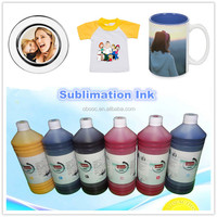 new products on China market sublimation ink 6 color