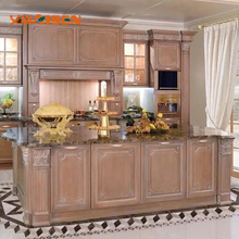 All-season performance factory directly alibaba china canadian wood hotel kitchen furniture