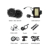 Ebike conversion kit bafang bbs01 350w motor with C965 850C display
